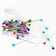 DIY 종이 꽃 도구 수제 롤링 진주 핀 관상 주름을 달기 도구 용지를 100PCS
