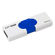 originale Kingston (64GB) DataTraveler 106 USB 3.0 Flash pen drive auto