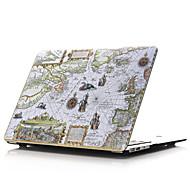 concha plana dibujo ~ estilo de color 29 para MacBook Air 11 '' / 13 ''