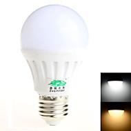Ampoules Globe LED Décorative Blanc Chaud / Blanc Naturel 战狼之光 1 pièce G45 E26/E27 8W 15 SMD 5730 600 lm AC 85-265 V
