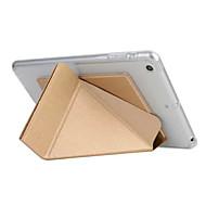 Smart Etui Til Apple Ipad 6 Transformer Smarte Taske Til Ipad Air 2 TPU Læderetui Med Stativ