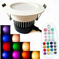 9W Alaspäin valaisevat LED-valaisimet 18PCS SMD 5730 650 lm Lämmin valkoinen / Kylmä valkoinen / Neutraali valkoinen / RGBHimmennettävä /