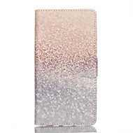 Για Samsung Galaxy Θήκη Θήκη καρτών / με βάση στήριξης / Ανοιγόμενη / Με σχέδια / Μαγνητική tok Πλήρης κάλυψη tok Διαβάθμιση χρώματος