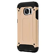 Mert Samsung Galaxy S7 Edge Ütésálló Case Hátlap Case Páncél PC Samsung S7 Active / S7 plus / S7 edge / S7 / S6 edge plus / S6 edge / S6