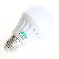Zweihnder W339 E27 8W 700LM 3000-3500K / 5500-6000K 15x5730 SMD LEDs Warm White/ White Light Globe Bulb(AC 85-265V)