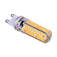 12W E14 / G9 / G4 / BA15D LED à Double Broches T 80 SMD 5730 1200 lm Blanc Chaud / Blanc Froid Gradable / DécorativeAC 100-240 / AC