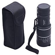 16X40 mm 안경 고해상도 일반적인 운반용 케이스 밀리터리 스포팅 범위 전술적 인 일반적 사용 사냥 탐조(들새 관찰) 밀리터리 BAK4 멀티 코팅 5.5° 중심 초점