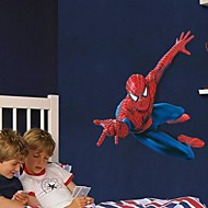 wall stickers wall decals, tegneserie super Spider-Man børn elsker pvc wall stickers