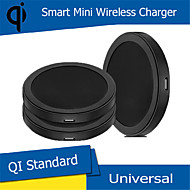 Qi Wireless Charger Charging Pad For Samsung Galaxy S3 S4 S5 Lumia 920 Nexus 5 6 7 Moto 360 For Yotaphone 2