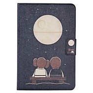 Special Design Novelty PU Leather Folio Case Holster for iPad  Mini 4