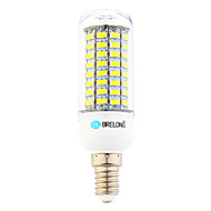 6W E14 LED Corn Lights T 89 SMD 5730 550 lm Warm White Cool White AC 220-240 V 1 pcs