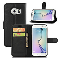 Luxury Vintage Wallet PU Flip Leather Cover Case For Samsung Galaxy S7/S7 Edge/S3/S4/S5/S6/S6 Edge/S6 Edge +