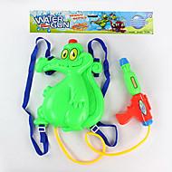 sommer legetøj krokodille rygsæk dyse