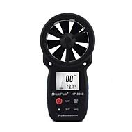 anemómetro / viento digital de medición de la velocidad 0.3-30m / s con la luz trasera CV-866B