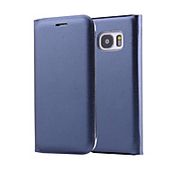 korkealaatuinen flip PU nahka tapauksessa korttipaikka Samsung Galaxy 2016 A310 / A510 / A710 (eri värejä)