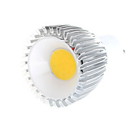 Zweihnder-COB-W430 GU10 7W 650lm 3500K/5500K COB LED Warm/White Light Lamp Bulb(AC 100~240V)