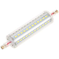 1pcs r7s 20w 144led smd 2835 1200-1300lm warm wit / koel wit dimbare led corn lights AC 85-265V
