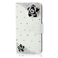 Luxury Bling Crystal Diamond Wallet Flip Card Case Cover For Samsung S3/S4/S5/S6/S6 edge/S6 edge+/s7/s7edge
