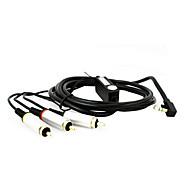 Logitech-Kabler og Adaptere-Audio og Video-Polykarbonat-Mini-PSP 2000/3000