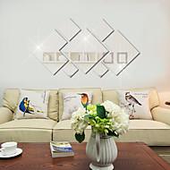 Mode / Fantasie / 3D Wall Stickers Spiegel muurstickers,PVC 20x20X0.1