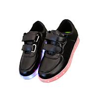 jongens geleid schoenen outdoor / sportieve / casual kunstleer sandalen / fashion sneakers zwart / wit