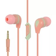 EE-67 Fashion Earphone 3.5 mm General In-ear Headphones For iphone samsung(Assorted Colors)
