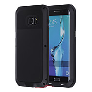 Na Samsung Galaxy Etui Odporne na wstrząsy / Wodoodporne Kılıf Futerał Kılıf Zbroja Metal Samsung S6 edge plus / S6 edge