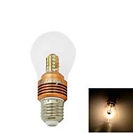 YouOKLight® E27 5W 400lm 3000K 25xSMD2835 Warm White  LED Bulb Lamp(110-130V/220-240V/85~265V)