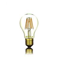 E26 E27 220V A19 2200K-2700K 200-500lm 5W 6LED Light Bulb Edison