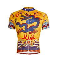 Top-Fitness / Attività ricreative / Ciclismo / Sci di fondo / Sci fuoripista / triathlon / Corsa-Per uomo-Maniche corte-Traspirante /
