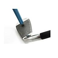 Groevenslijper voor golfijzers Lichtgewicht Draagbaar Duurzaam Roestvast staal voor Golf - 1