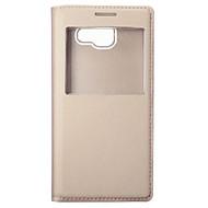 luxe uitzicht flip pu lederen case voor de Samsung Galaxy A3 / A5 / A7 / A8 / a9 / a3 (2016) / a5 (2016) / A7 (2016) / a9 (2016)