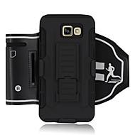 Voor Samsung Galaxy Note Schokbestendig / met standaard / Armband hoesje Armband hoesje Pantser Hard Textiel SamsungNote 5 / Note 4 /