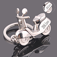 Regalo personalizzato Portachiavi-Moderno / Creativo- diIn lega di zinco