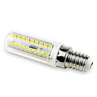 7W G9 LED-kolbepærer T 72LED SMD 2835 800-900 lm Varm hvid / Kold hvid Dekorativ AC 220-240 V 1 stk.