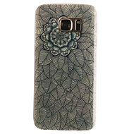 For Samsung Galaxy S7 Edge Mønster Etui Bagcover Etui Mandala-mønster Blødt TPU for SamsungS7 edge S7 S6 edge S6 S5 Mini S5 S4 Mini S4 S3