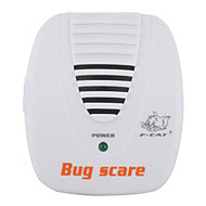 Electronic Ultrasonic Mouse Mosquito Rat Pest Control Repeller Bug Scare Machine