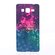 Voor Samsung Galaxy hoesje Patroon hoesje Achterkantje hoesje Cartoon Zacht TPU Samsung Grand Prime / Grand Neo / Core Prime