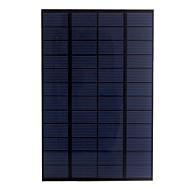 4w 6V huisdier gelamineerd monokristallijn silicium zonnepaneel zonnecel voor diy (sw4006)