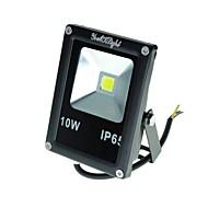 10W Reflektory LED 900 lm Zimna biel LED zintegrowany Dekoracyjna / Wodoodporny/a AC 85-265 / AC 220-240 / AC 100-240 / AC 110-130 V 1 szt