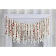 Csipke Szatén Juta Esküvői dekoráció-1db / Set Tavasz Nyár Ősz Tél Nem személyesíthetőNagyszerű segítség ha léggömbökkel szeretné
