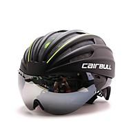 Helmet Pyörä(Valkoinen / Vihreä / Punainen / Sininen,PC / EPS)-deUnisex-Maantiepyöräily Suoraan edestä 28 Halkiot Yksi koko