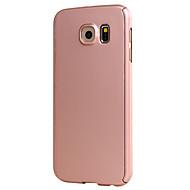 Na Samsung Galaxy S7 Edge Other Kılıf Futerał Kılıf Jeden kolor Twarde PC Samsung S7 edge / S7 / S6 edge / S6