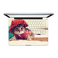 1 τμχ Προστασία από Γρατζουνιές Πλαστικές διάφανες Αυτοκόλλητο Εικόνα Καρτούν ΓιαMacBook Pro 15 '' με Retina / MacBook Pro 15 '' /