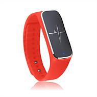 L18 taxa de respiração de pressão arterial frequência cardíaca saúde pulseira pulseira etapa movimento sono humor estado de fadiga