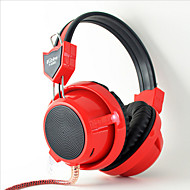 Kutbite Gaming Headset T-K02 3.5mm High Quality Stereo Wired Headphone with Mic Volume Control