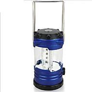Lights Lanterns & Tent Lights / LED Light Bulbs / Battery Case LED 超级明亮的12颗LED灯珠 Lumens 1 Mode LED AAA Waterproof / Clip
