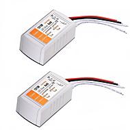 2pcsac 110-240V naar DC 12V 18W geleid spanning converter