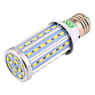 ywxlight® 18w E26 / E27 LED-verlichting 60 smd 5730 1500-1600lm warm / koel wit AC 85-265V