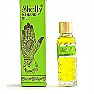 halloween shelly mehandi henna olie mehndi voor donkerder henna - body paint op kit tatto